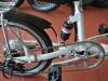 Low Bar Folding Electric Bike 2016